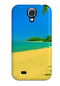 Special VariousCovers Skin Case Cover For Galaxy S4, Popular Golden Sands Bulgaria Phone Case