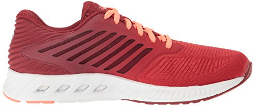 Coral Fuzex Women's Flash True Shoe US M 6 Red Red Running Oat ASICS 50BAdw5q