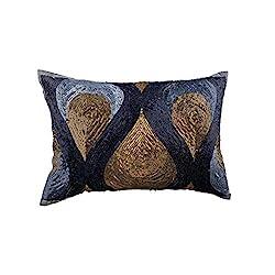 Handmade Silk Pillow Covers