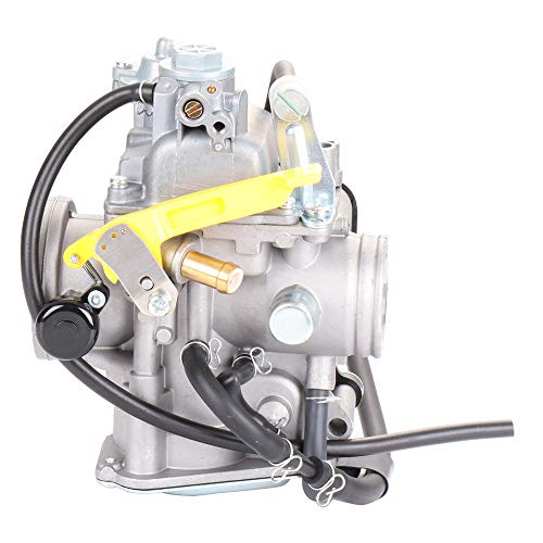(AUTOMUTO 16100-HN1-A43 Carburetor Fits 1999-2008 Honda Sportrax 400 TRX400EX 2x4 ATV, 2009-2014 Honda TRX400X 2x4 ATV Engines Carb Assembly)