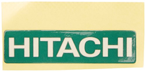 - Hitachi 878312 Replacement Part for Power Tool Label