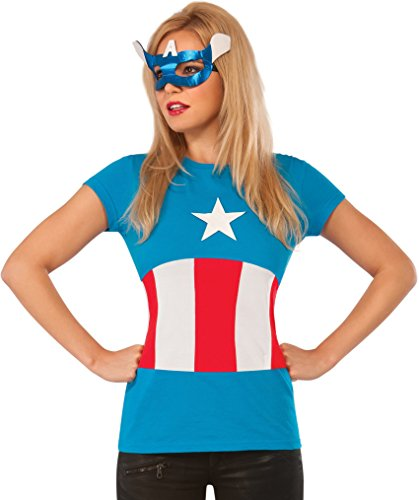 marvel costume shirt - 6