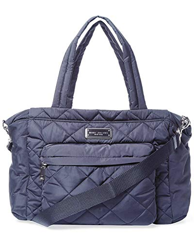 Marc by Marc Jacobs Crosby Nylon Quilted Diaper Bag (Indigo)
