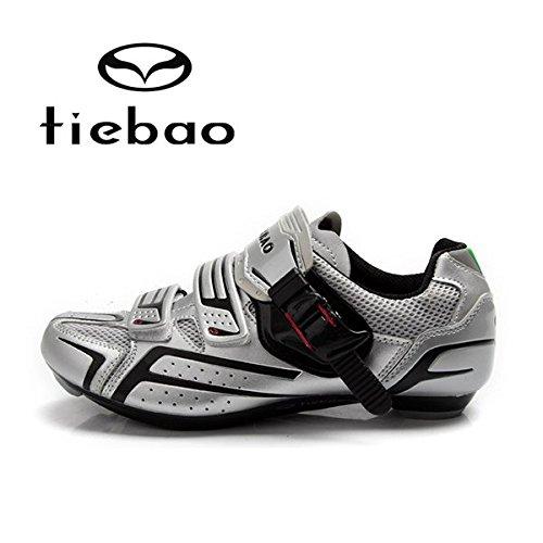 Stra_e einen.Kreislauf.durchmachenreiten Schuhe Fahrrad-Sport-Schuh-Turnschuhe