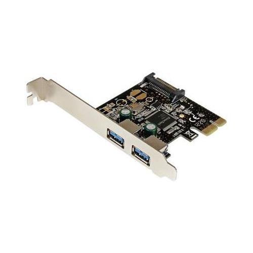 - Startech.com - pexusb3s23 - startech controller card pexusb3s23 2port pci expr