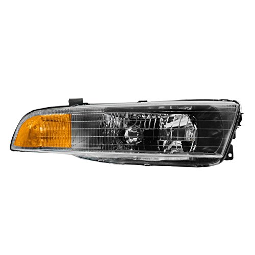 Headlight Headlamp Passenger Side Right RH for 02-03 Mitsubishi Galant