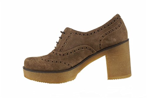 Lince Oxford Serraje Brown Shoes 1tB0rfo5