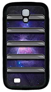 Samsung S4 Case Shelf 75 TPU Custom Samsung S4 Case Cover Black