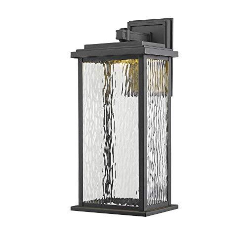 Artcraft Lighting AC9072BK Outdoor Wall Light One Size Black