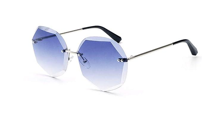 36a5ce0036 Fliegend Gafas de Sol Polarizadas Coloridas para Mujer Hombre Gafas de Sol  UV400 Unisex Gafas de Hexágono Exteriores Lente Espejo Ultra ligero:  Amazon.es: ...
