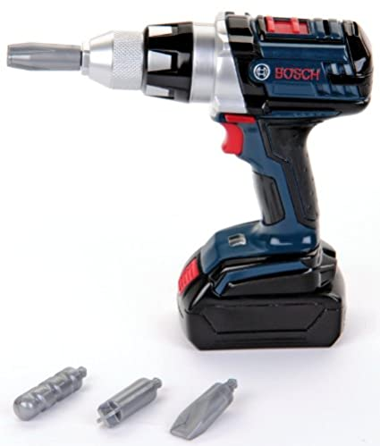 Bosch Toy Professional Line Cordless Screwdriver by ToyCentre