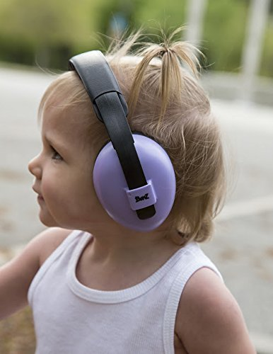 Baby Banz Earmuffs Infant Hearing Protection – Ages 0-2+ Years – THE BEST EARMUFFS FOR BABIES & TODDLERS – Industry Leading Noise Reduction Rating – Soft & Comfortable – Baby Ear Protection by BANZ (Image #6)