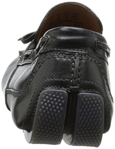 Clarks Mens Ashmont Edge Slip-on Loafer Zwart