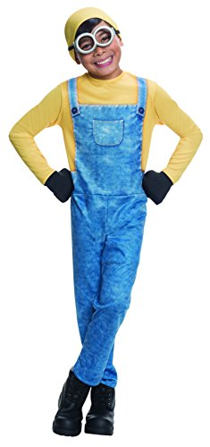 Rubie's Costume Minion Bob Child Costume, X-Small, One (Halloween Costumes Beyonce)