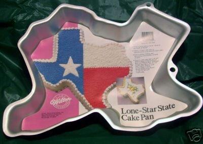 Wilton Lone-Star State Cake Pan