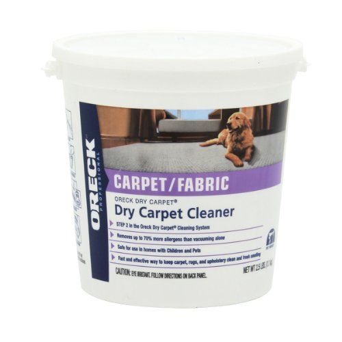 Dry Carpet Shampoo - 7