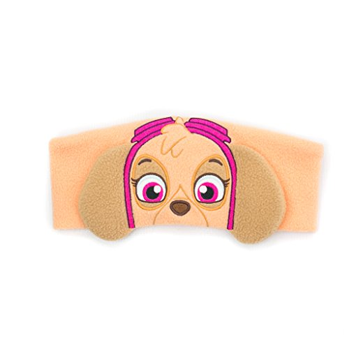 Paw Patrol Kids Headphones by CozyPhones - Volume Limited with Ultra-Thin Speakers & Comfortable Soft Fleece Headband - Perfect Children's Earphones for School, Home and Travel – SKYE Photo #2