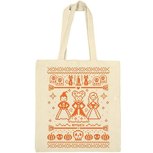 Sanderson Sister Tote Bag: Canvas Bargain Tote Bag -