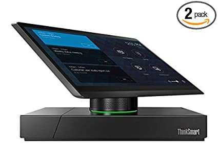 Amazon com: Lenovo 10V50000US ThinkSmart Hub 500 10V5 11 6
