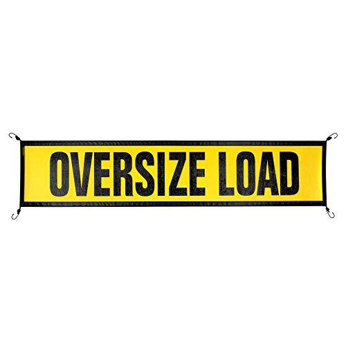 (Oversize Warning Products - EZ Hook Oversize Load Sign 18