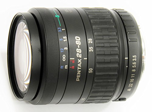 PENTAX-FA 28-80mm F3 5-5 6 ブラック