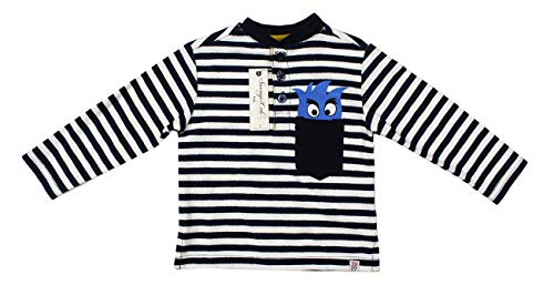 (SOVEREIGN CODE KIDS Infant Boys Striped Long Sleeve T Shirt TEE TOP 24M)