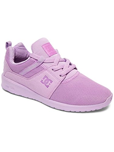 DC Shoes Heathrow J - Zapatillas de Deporte Mujer Lilac
