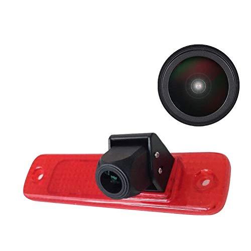 Auto nachtzicht achteruitrijsysteem in 3e remlicht achteruitrijcamera voor Ford Transit achterdeur Transporter Van 3…