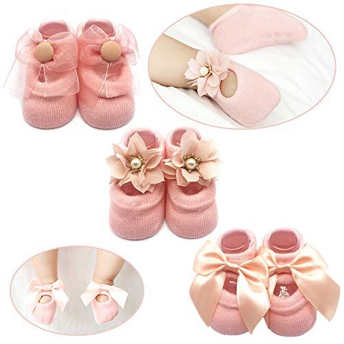 Buy newborn girl accessories booties
