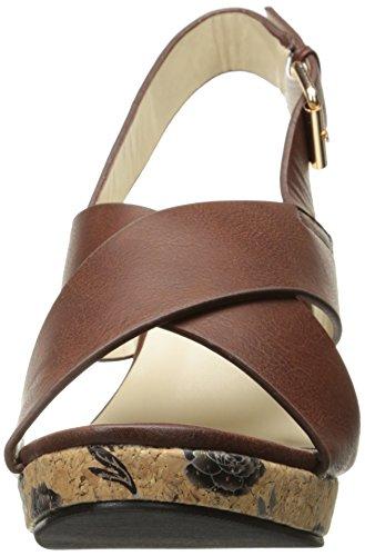Drive Espadrille Sandal Shoes Hypo Women Annie Brown Wedge tx7wgHWq