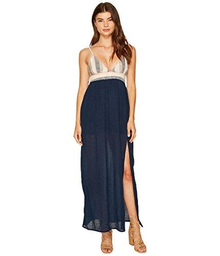 認可再撮り結婚した[リップカール] Rip Curl レディース Beach Comber Maxi Dress ドレス Navy MD [並行輸入品]