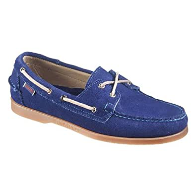 Men's Sebago Docksides® (8 M in Blue)