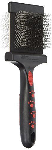 Paw Brothers Double Sided Extra Firm Flex Slicker Brush, Large