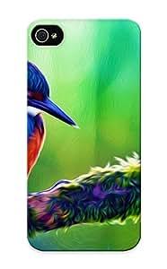 Fireingrass New Arrival PeYViG-3431-JEFyv Premium Case For Sam Sung Galaxy S5 Mini Cover (Animal Kingfisher)
