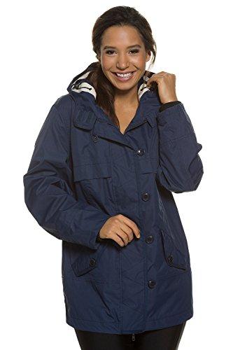 Navy All Weather Coat - 7