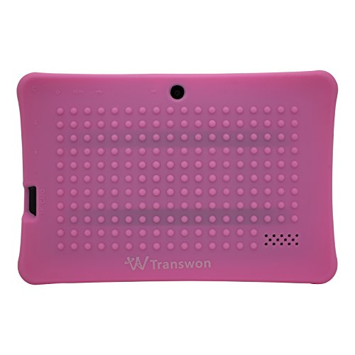 Transwon TOPELOTEK 7 Inch Tablet Case, Compatible with Drago