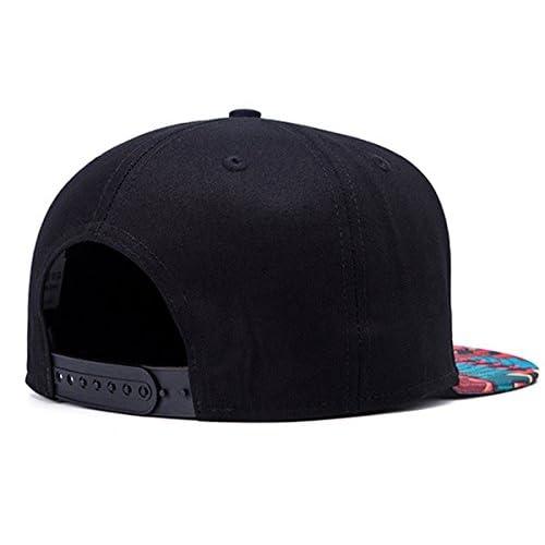 85% OFF Aivtalk - Hip Hop Negro Sombrero Gorra de Béisbol Moda con Estampado  Unisex 3cf5b06ade8