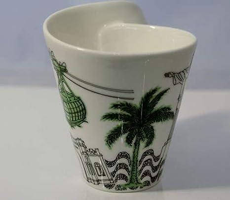 Premium Porcelain Height: 11 cm White//Multicolour Villeroy /& Boch Cities of the World Coffee Mug New York 300 ml