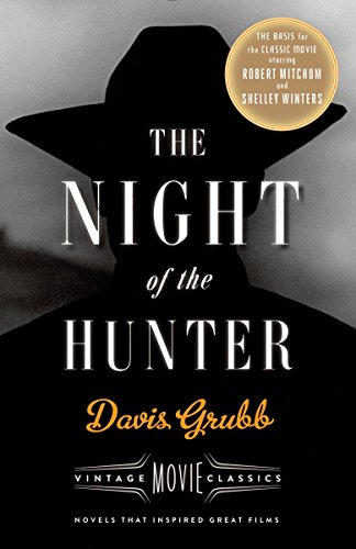 The Night of the Hunter: A Thriller (A Vintage Movie Classic)