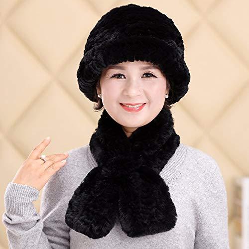 Hombre De Mujer Rojo Invierno Otoño Color Sombrero Viejo Oscuro Gorra Dama mz Negro Bufanda Liuxinda FExAgzqww