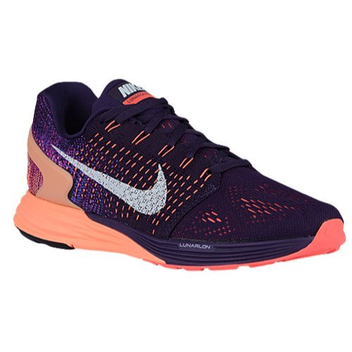 Nike Lunarglide 7 Purple Running Trainers Womens Style:...