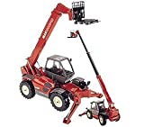 Joal 203 Model Work Vehicle - Manitou Mt1337 Telescopic Forklift by Joal