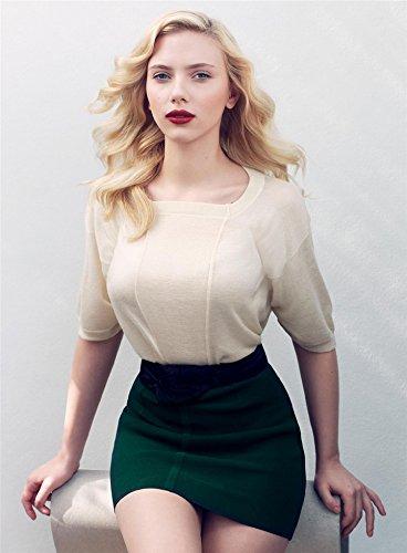 Scarlett Johansson Poster - 9