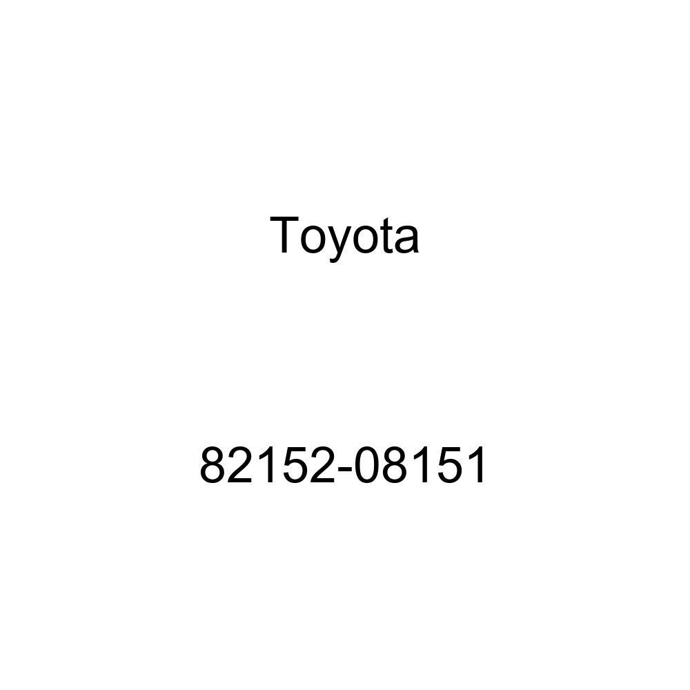 Genuine Toyota 82152-08151 Door Wire