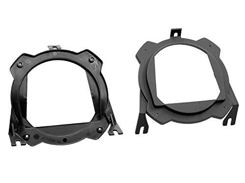 93-05 Audison Lautsprecher 130mm Koax Seiten Heckbereich Opel Corsa B//C