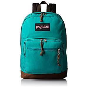 "JanSport Right Pack Laptop Backpack - 15"" (Spanish Teal)"
