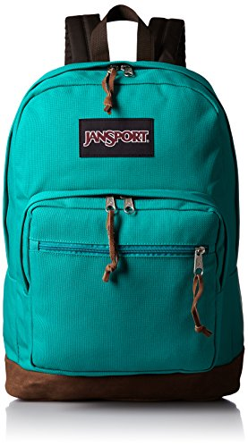 JanSport Right Pack Laptop Backpack (Spanish Teal)