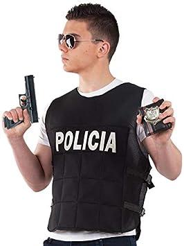 DISBACANAL Chaleco antibalas Disfraz - -, XL: Amazon.es: Juguetes ...