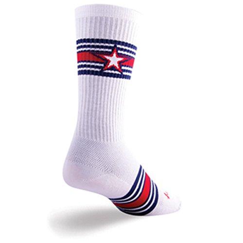 Sockguy Lacrosse Socks Flat Knit