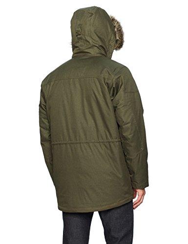 Columbia Jacket TurboDown Moss Barlow Peat 550 Pass BwxR8IqB0r
